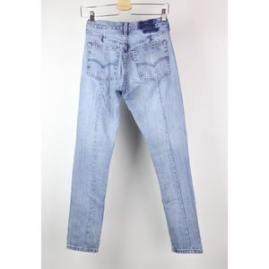Levi's Jeans - Levis Womens Jeans Altered 501 Skinny Size 24